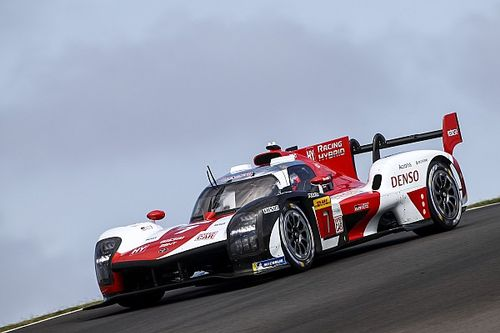 Portimao WEC: Toyota in control at half-distance