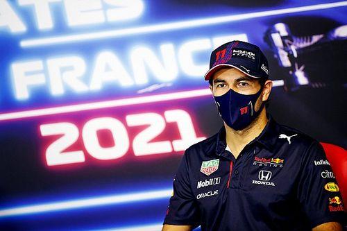 Pérez: nos faltaron un par de vueltas para alcanzar a Hamilton