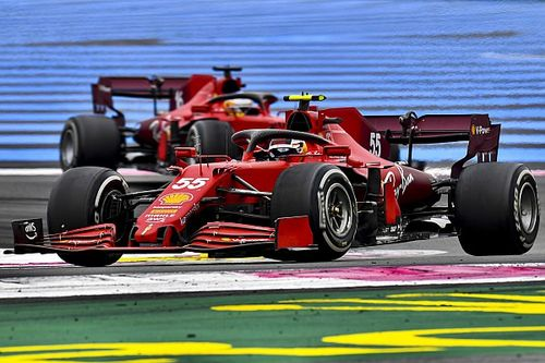 How Ferrari is staying calm over tyre a problem it can't yet solve