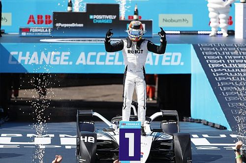 """Mortara: Win and podium in Puebla Formula E round """"a big surprise"""""""