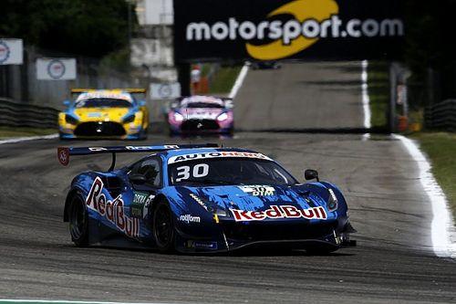 Red Bull-junior Lawson wint eerste DTM-race in nieuw GT3-tijdperk