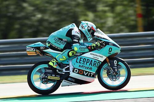 Moto3 Assen 3. antrenman: Foggia lider, Deniz beşinci