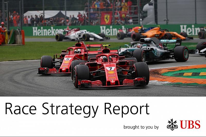 Стратегічний аналіз: як тактика Ferrari призвела до її поразки в Італїї
