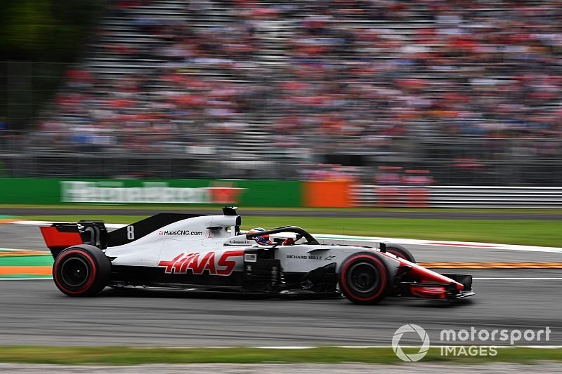 Haas: İtalya'daki puanlarımız verilmeli