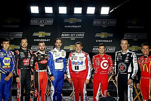 NASCAR Cup Interview Will anyone step up to replace Stewart as the new voice of the drivers?
