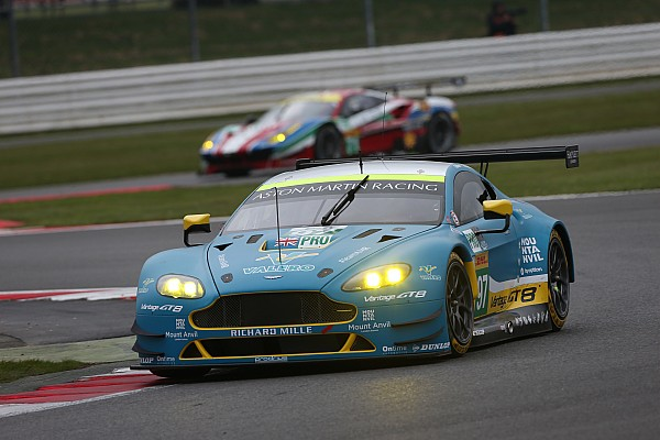 Aston Martin Racing qualifies for 6 Hours of Silverstone