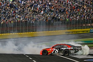 """NASCAR Cup Breaking news Toyota on Truex's win: """"We knew tonight was coming"""