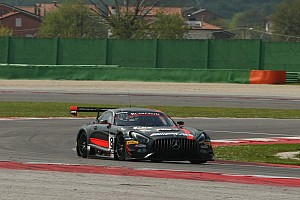 Blancpain Sprint Preview Buhk and Baumann eager to defend two-point lead around Brands Hatch rollercoaster