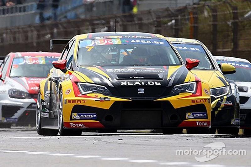 Benelux, il RACB National Team si aggiudica la Qualifying Race di Zandvoort