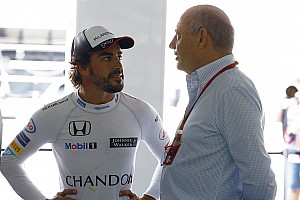 Formula 1 Breaking news Alonso: Indy 500 deal wouldn't be possible under Dennis