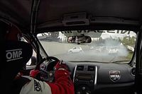 Video: Megaklappers in de Nissan Micra Cup