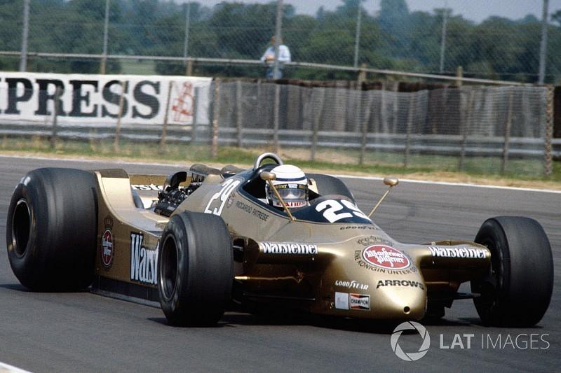 """Rétro 1979 - L'Arrows A2, une """"bombe"""" en Formule 1"""