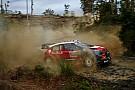 WRC Une petite erreur assez coûteuse pour Meeke