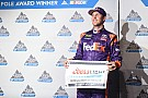 NASCAR Cup L'ultima pole dell'anno è di Denny Hamlin, ma Truex Jr è in prima fila