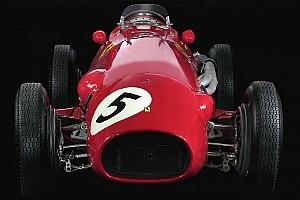 Formule 1 Contenu spécial Les F1 mythiques de Ferrari - La 500, chasseuse de records