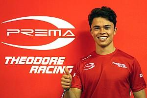 FIA F2 Noticias de última hora De Vries es piloto de Prema para 2018 en F2