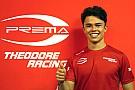 FIA F2 De Vries es piloto de Prema para 2018 en F2