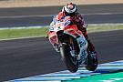 MotoGP Ducati pede para Lorenzo