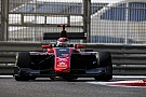GP3 Abu Dhabi GP3: Russell follows F1 run with pole position