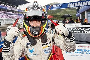 WTCC 速報ニュース グエリエリ、モンテイロの代役としてもてぎでホンダCIVICをドライブ