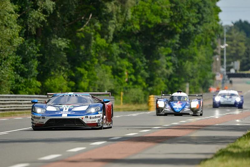 GTE in Le Mans: Die
