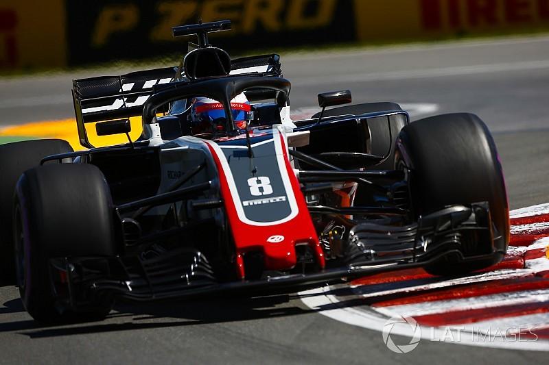 """Haas update package """"the best one"""" yet - Grosjean"""