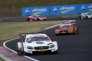 DTM Breaking news Mercedes rubbishes Scheider's team orders claims