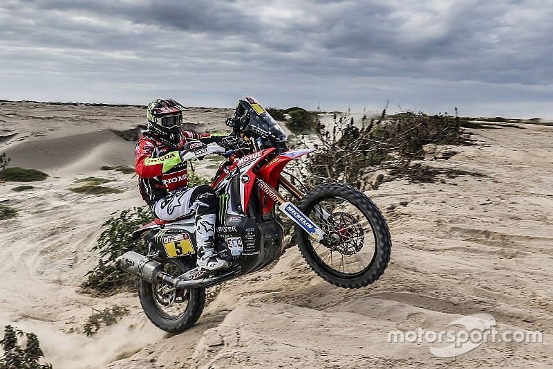 Dakar 2018: Barreda pakt overwinning, Van Beveren leidt (update)