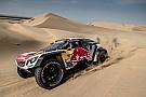 Loeb vence 4º estágio, mas Peterhansel mantém ponta do Dakar