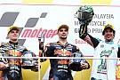 Moto2 Oliveira et KTM enchaînent, Morbidelli savoure son titre !