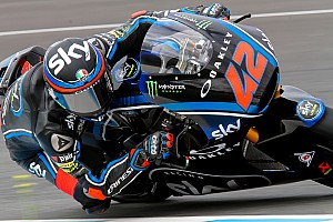 Moto2 Crónica de test Bagnaia y Canet dominan el primer día de test en Jerez