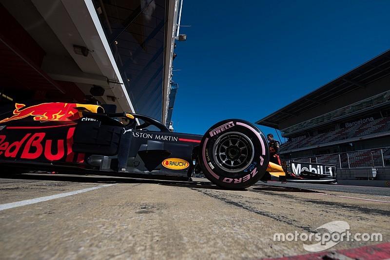 У Red Bull назвали бажане відставання від Mercedes в Австралії