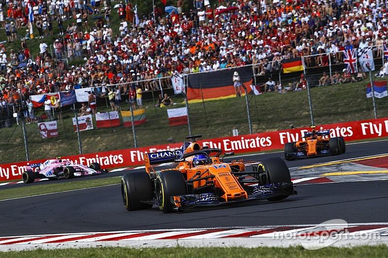 """アロンソ、F1参戦停止の理由は""""コース上での闘い""""の欠如"""