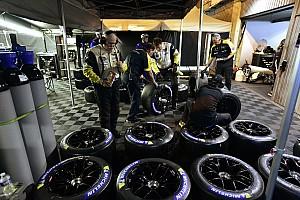 Michelin siapkan ban khusus tim independen LMP1