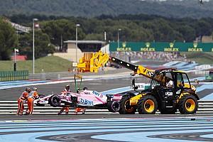 Formule 1 Actualités Ocon et Gasly réprimandés après leur accrochage