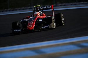 GP3 Репортаж з тестів Юбер – найшвидший на перших тестах GP3 2018 року