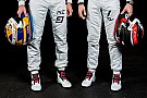 F1 Leclerc y Ericsson presumen sus cascos para 2018