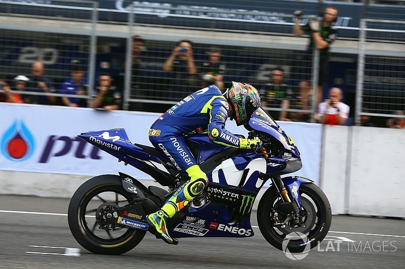 """Yamaha: """"Valentino Rossi ist nach wie vor ein Spitzenfahrer"""""""