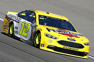 NASCAR Cup Qualifyingbericht NASCAR in Las Vegas: Ryan Blaney souverän auf Pole-Position