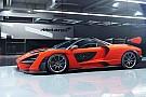 McLaren benennt Sportwagen nach Ayrton Senna
