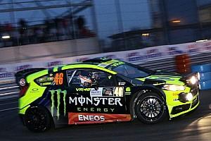Rally Prova speciale Monza, PS6: Rossi domina il buio, avversari e torna leader della gara!
