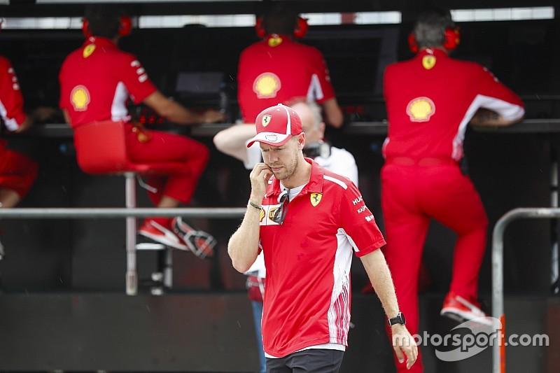 Бывший тест-пилот Ferrari упрекнул руководство команды в недостаточной поддержке Феттеля