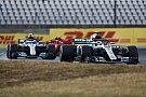 Formula 1 Team orders would've applied with Bottas leading too - Mercedes