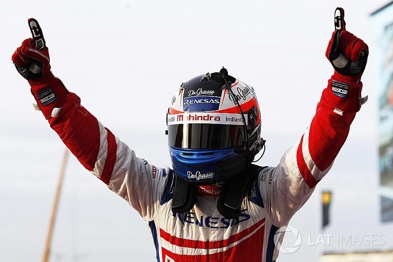 Rosenqvist vise encore la F1