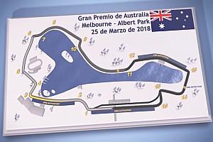 Fórmula 1 Artículo especial  GP de Australia F1: guía del circuito Albert Park