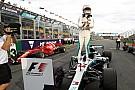 Організатори Гран Прі Австралії зганьбилися через старий логотип Ф1