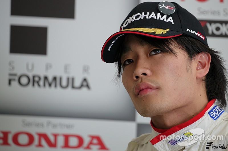 Honda permet le retour de Matsushita en F2