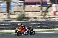 Qatar Moto3: Fernandez fastest in Friday practice