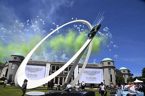 Live: Watch the Goodwood Festival of Speed