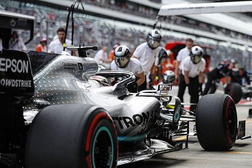 مرسيدس تُشير إلى استمرارها في بطولة الفورمولا واحد مع فريقها الخاص